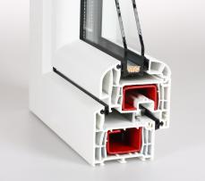 Plastová okna Zlín - profil