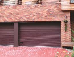 Sekční vrata garážová Zlín